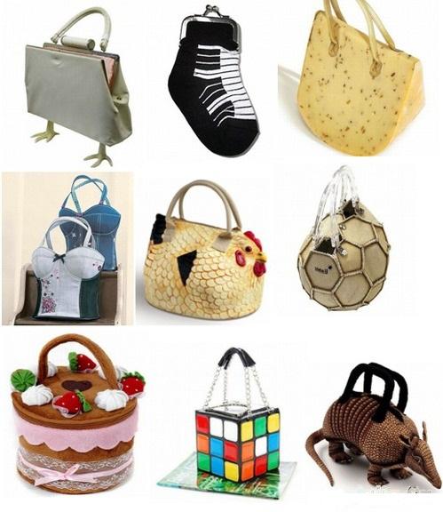 b69400c76f85 Необычные и креативные сумки на любой вкус. Разных цветов, форм и размеров.  (Часть 1)