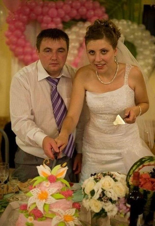 Эротические приколы на свадьбах 20 фотография