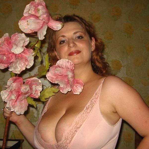 Фото русские женщины с большой грудью 41013 фотография