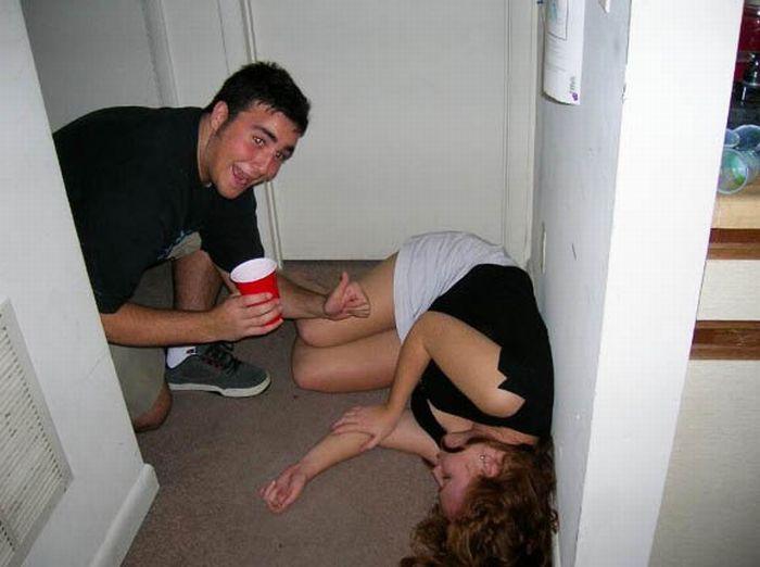 пьяная женщина онлайн-ич1