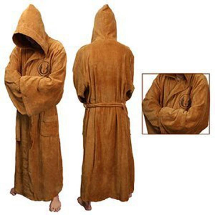 Смешной мужской халат