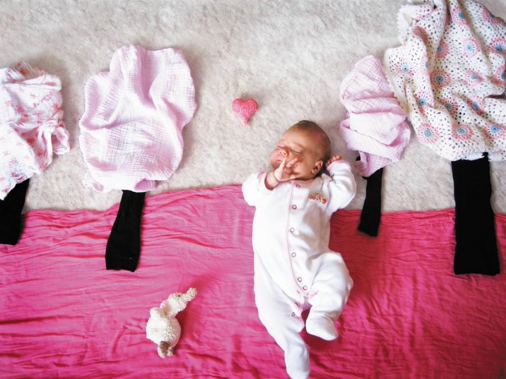 прикольные фото младенцев в домашних условиях при небольшом