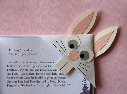 Закладки для книжки своими руками