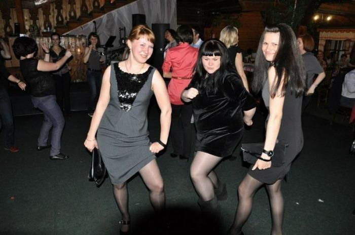 фото с русских вечеринок