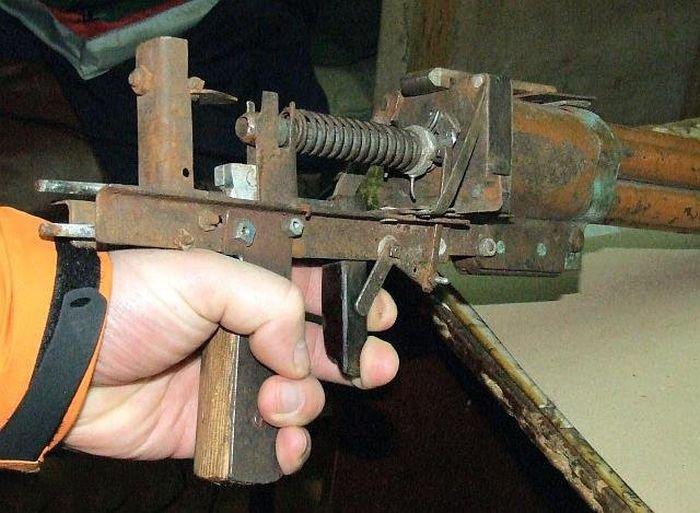 Как сделать своими руками ружье видео