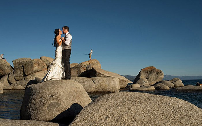 Смешные и забавные свадебные снимки (10 шт)